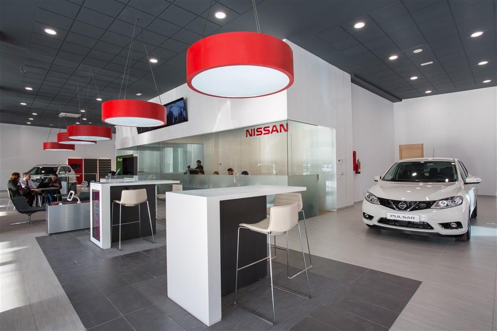 Bil Nyt Nissan Gennemf Rer En Af